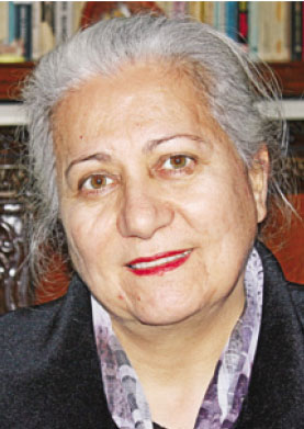 Antalya Abdal Musa Kültür Ve Tanıtma Derneği Başkanı Gülçin Akça