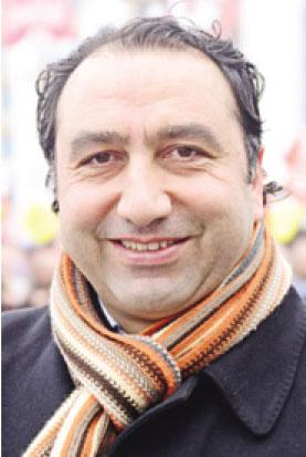 Hubyar Sultan Alevi Derneği Başkanı Ali Kenanoğlu