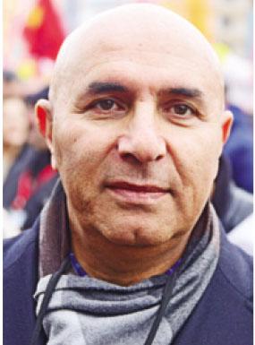Türkiye Alevi Bektaşi Federasyonu Kurucu Genel Sekreteri Kazım Genç
