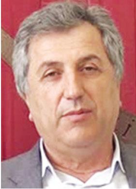 Pir Sultan Abdal Kültür Dernekleri Genel Başkan Yardımcısı ve Tokat Şubesi Başkanı Muharrem Erkan