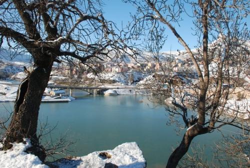 Hızır'ın Mekanı Gole Çhetu Uzun Çayır barajının yapımıyla sular altında kaldı