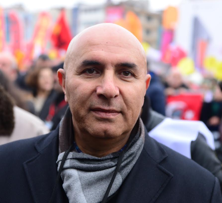 Alevi Bektaşi Federasyonu Kurucu Genel Sekreteri Kazım Genç