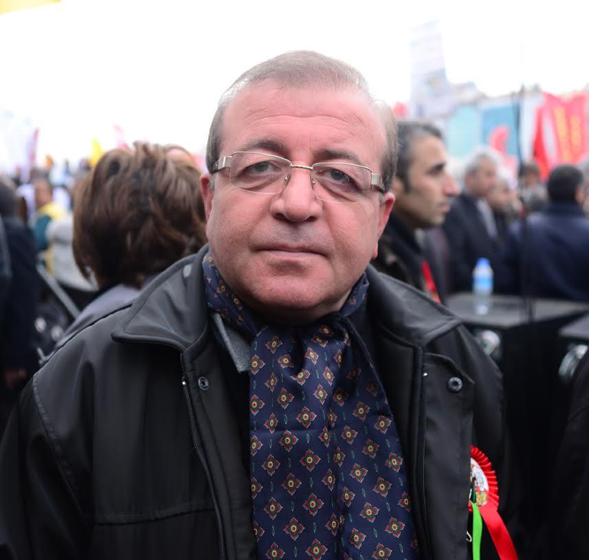 Alevi Bektaşi Federasyonu eski Genel Sekreteri Kemal Bülbül