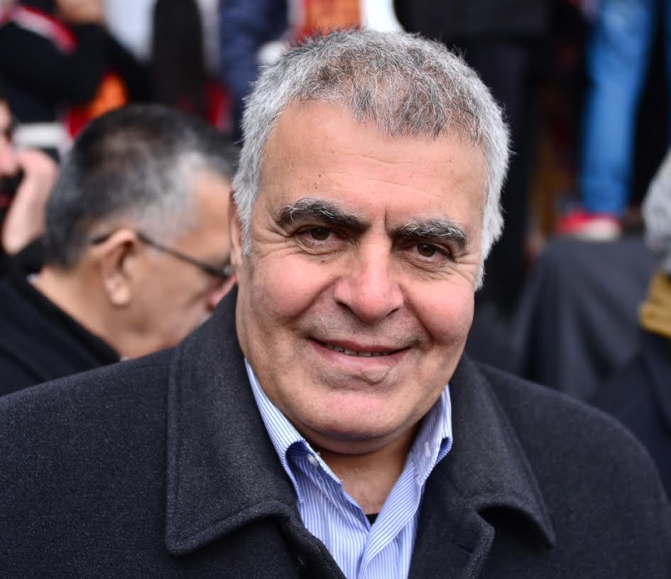 Pir Sultan Abdal Kültür Derneği Başkanı Müslüm Doğan,