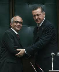 Reha Çamuroğlu ve Tayyip Erdoğan