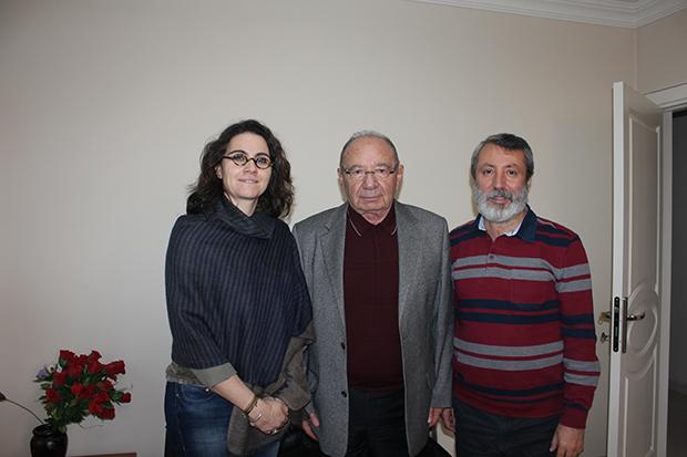 Nil Mutluer & Veliyettin Ulusoy & Ahmet Koçak