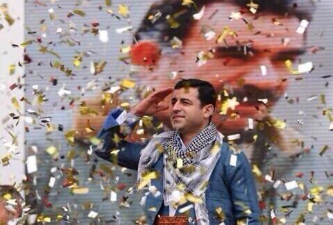 Erdoğan, Selahattin Demirtaş'ı hedef tahtasına oturtmuş durumda