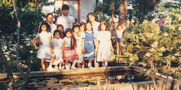 Hrant ve Rakel Dink, çocukken tanıştıkları, evlendikleri, çocuk sahibi oldukları Kamp Armen'de  çocuklarla...