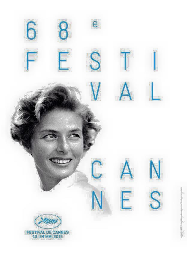 Festivalin bu yılki afişi unutulmaz oyuncu  İngrid Bergman'a adandı