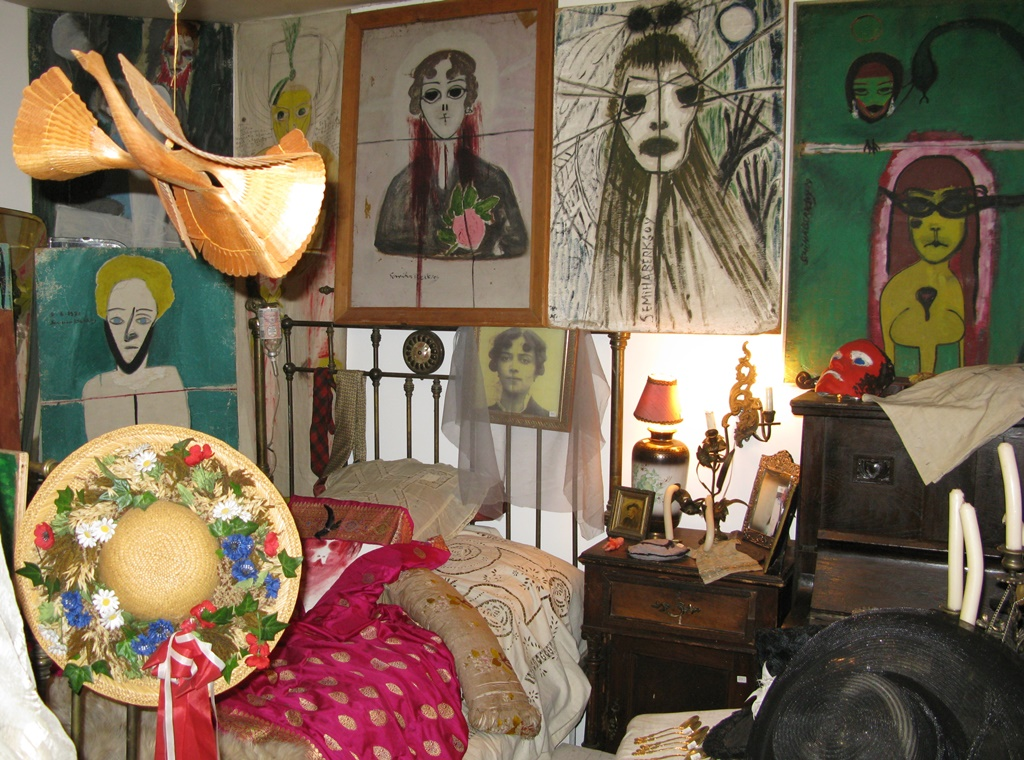Berksoy'un odası