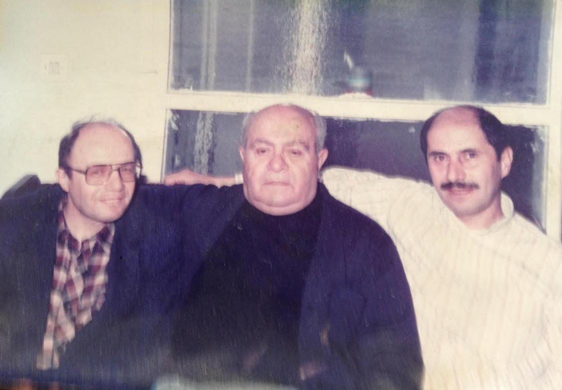 İsmail Beşikçi, Ahmet Arif, Ümit Fırat