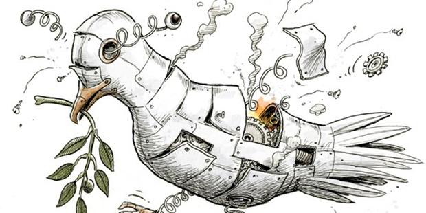 Karikatür: Adam Zyglis