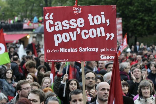 Fransa'da sembolik para cezasına hükmedildikten sonra AİHM'nin 'ifade özgürlüğü' kapsamında değerlendirdiği pankart
