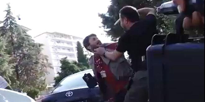 Polisin kafasına dayadığı silah görüntüleriyle de gündeme gelen Serhat Yüce: Beş yaşındayken babam öldürüldü