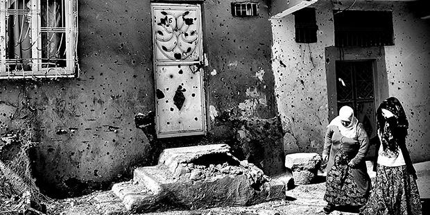 Sur'dan... Fotoğraf: Mervan Yalçındağ