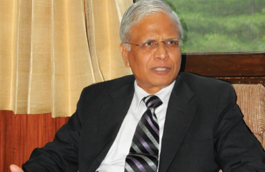 V.P. Haran, Hindistan'ın eski Şam Büyükelçisi