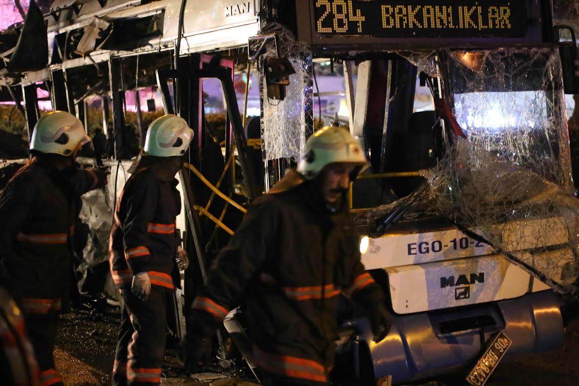 Ankara'nın göbeğinde bir bomba daha patladı, en az 27 kişi hayatını kaybetti. Her patlayan bombayla, yapılan her katliamla görüşüm kuvvetleniyor: Erdoğan tam bir 'fiyasko'dur