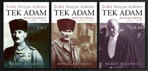 Şevket Süreyya Aydemir'in 'Tek Adam' serisi