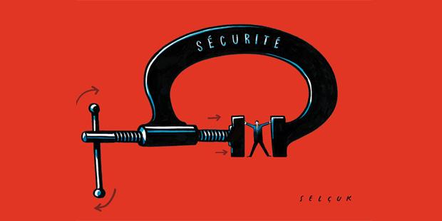 Desen: Selçuk Demirel / Le Monde