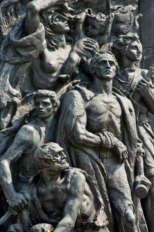 Varşova Gettosu Anıtı