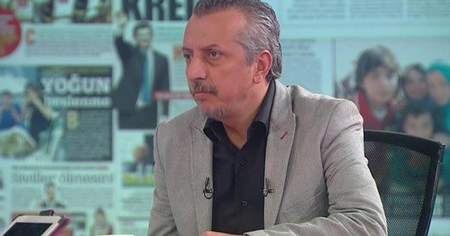 Akşam gazetesi Genel Yayın Yönetmeni Murat Kelkitlioğlu