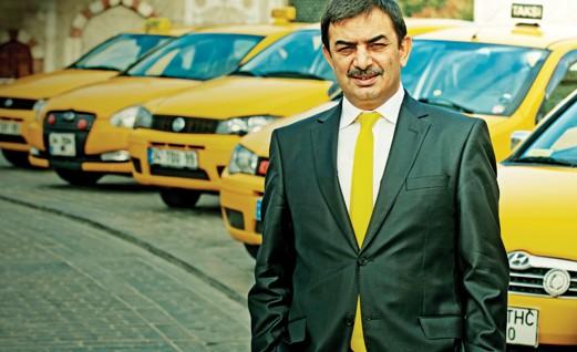 Taksiciler Esnaf Odası Başkanı Yahya Uğur