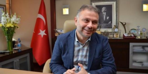 Kazan Belediye Başkanı Lokman Ertürk