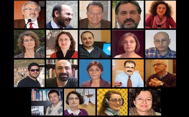 Kocaeli Üniversitesi'nden ihraç edilen akademisyenler