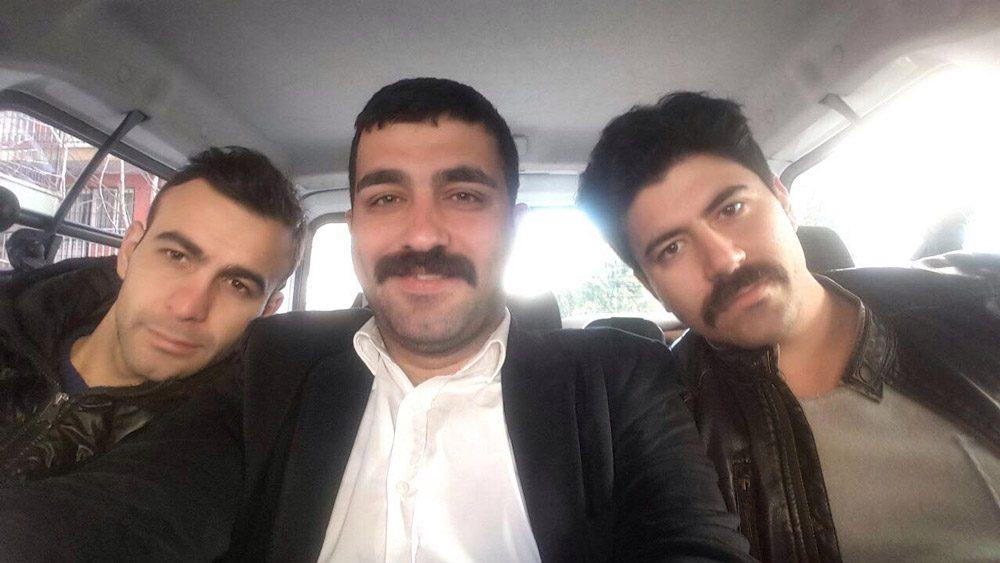 CHP'li Sedat Gürbüz, Hakkı Kasaba ve Deniz Coşkun ifadeleri alınmak üzere emniyete götürüldüler.