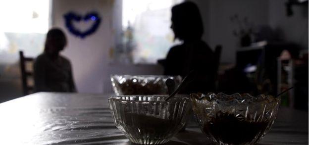 Moskova dışındaki kadın sığınma evi, taciz kurbanı kadınlara hayata yeniden başlama şansı veriyor.