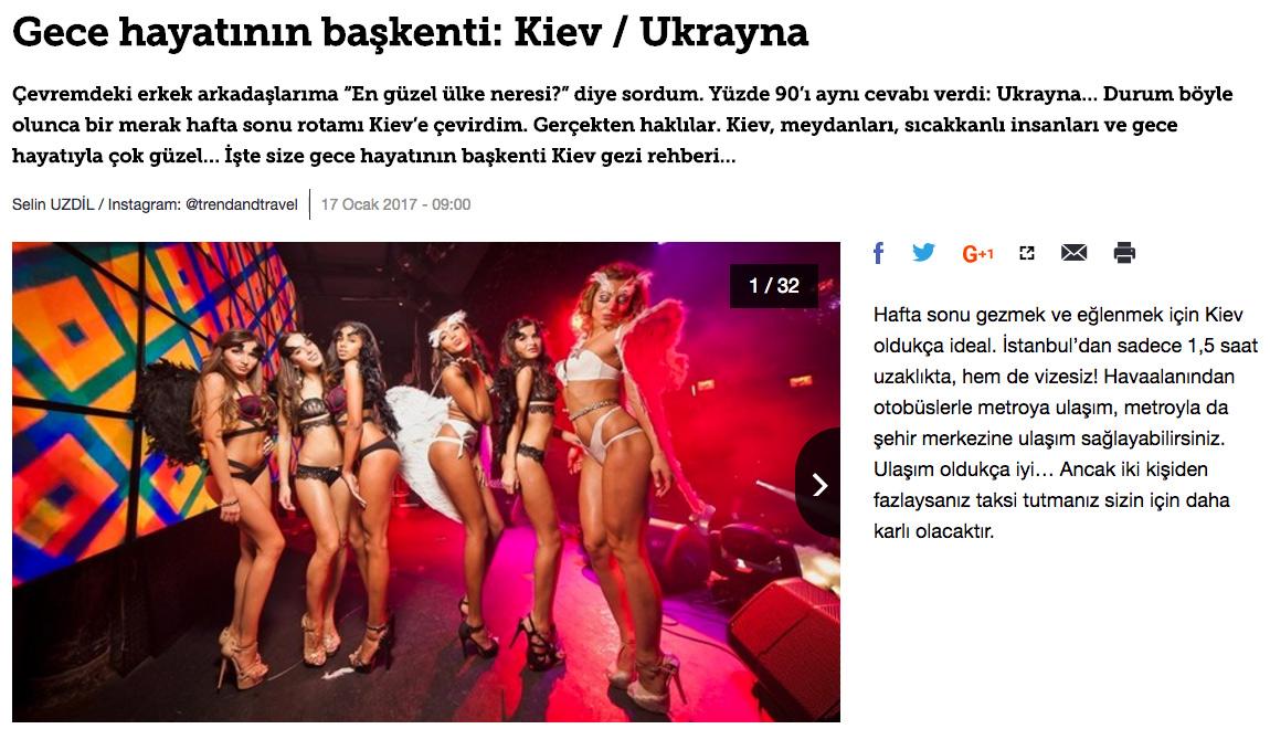 Hürriyet, Ukrayna haberine ilişkin galeriyi böyle yayımlamıştı