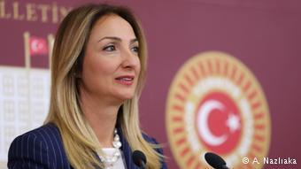 Milletvekili Aylin Nazlıaka