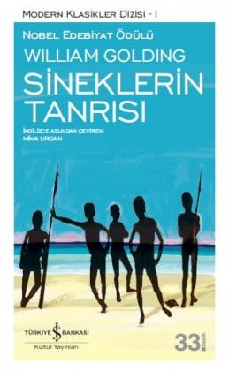 Sineklerin Tanrısı, William Golding, Çev: Minâ Urgan, Türkiye İş Bankası Yayınları