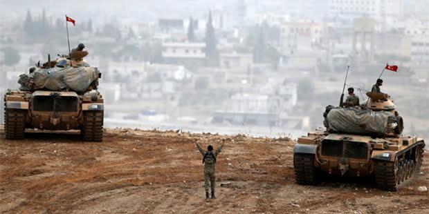 Türk Silahlı Kuvvetleri'nin Suriye'de başlattığı harekât 175. gününde. Operasyonlarda bugüne kadar şehit olan askerlerin sayısı 67
