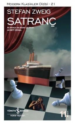 Satranç, Stefan Zweig, Çev: Ahmet Cemal, İş Kültür Yayınları