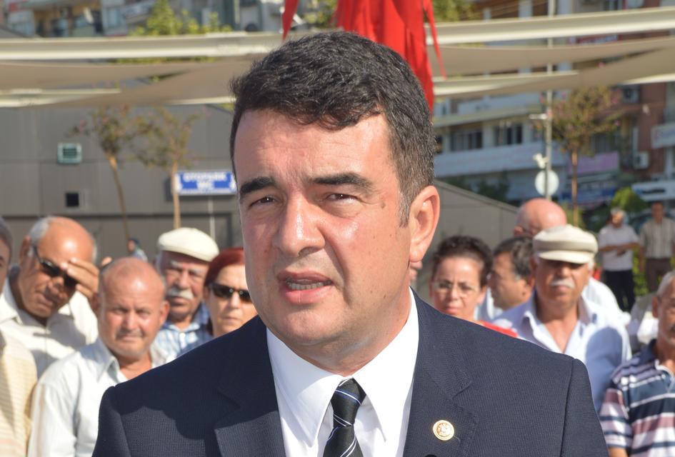 CHP Aydın Milletvekili Metin Lütfi Baydar