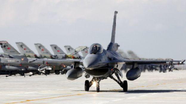 Yeni geliştirilen TF-X savaş uçağının F-16'ların yerine geçmesi hedefleniyor.