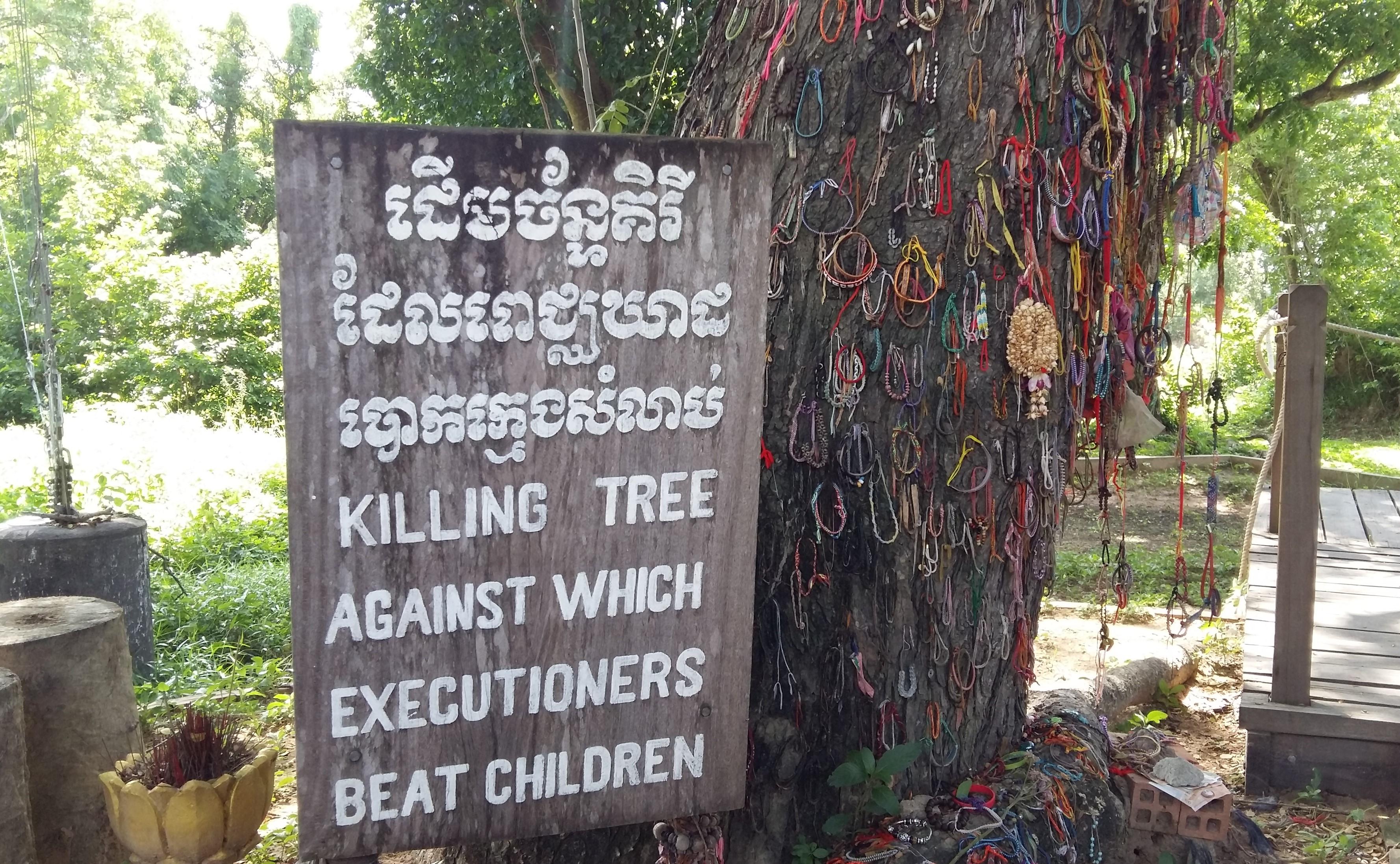 Çocukların ölüm ağacı