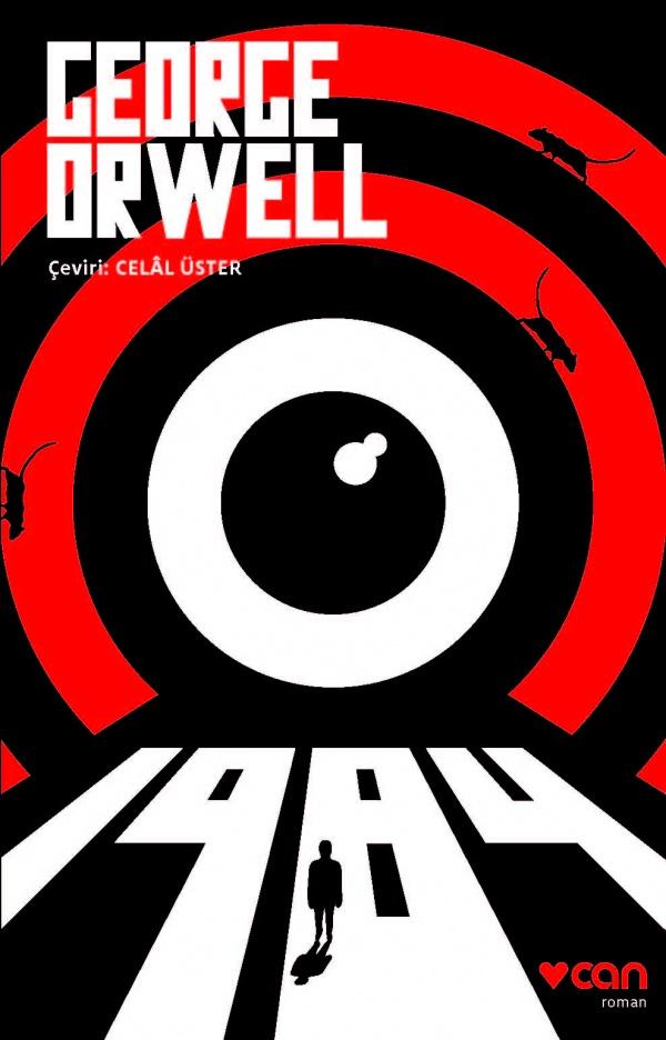 1984, George Orwell, Çeviri: Celâl Üster, Can Yayınları