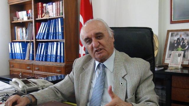 Hacıbektaş Belediye Başkanı Ali Rıza Selmanpakoğlu