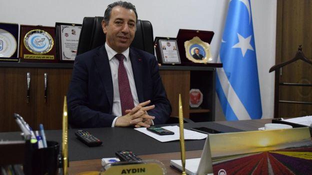 Irak Türkmen Cephesi Milletvekili Aydın Maruf