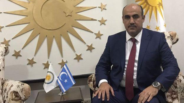 Türkmen Kalkınma Partisi Milletvekili Muhammed İlhanlı