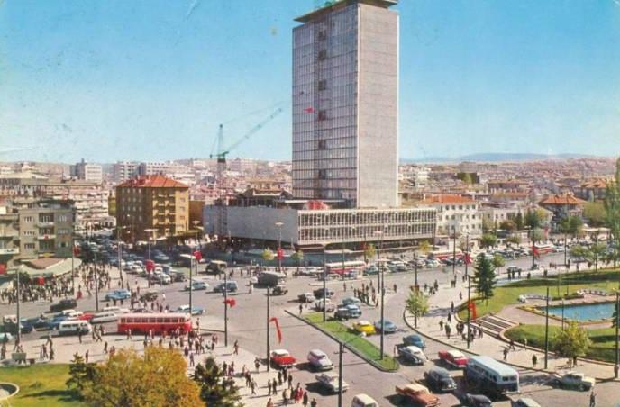 Kızılay, Ankara, 1975
