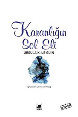Karanlığın Sol Eli, Ursula K. Le Guin, Ayrıntı Yayınları