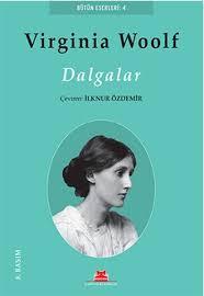 Dalgalar, Virginia Woolf, Çev: İlknur Özdemir, Kırmızı Kedi Yayınevi