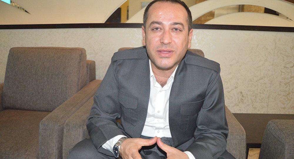KDP Bağdat Milletvekili Renas Canu