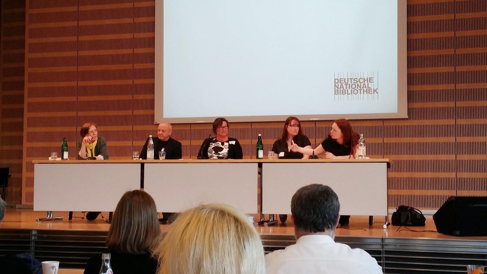 Jutta Wilkesmann, Uli Deurer, Diane Kopp, Daniela Müller, Zoe Beck