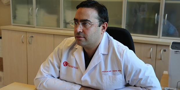Prof. Dr. Barış Akin İstanbul Bilim Üniversitesi Tıp Fakültesi, Genel Cerrahi ABD ve Florence Nightingale Hastanesi Böbrek ve Pankreas Nakli Merkezi Başkanı