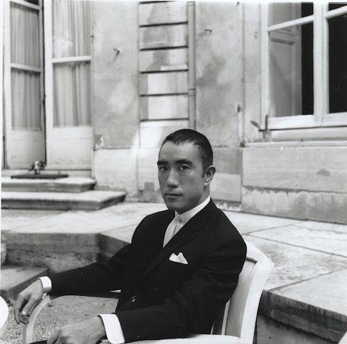 Yukio Mişima