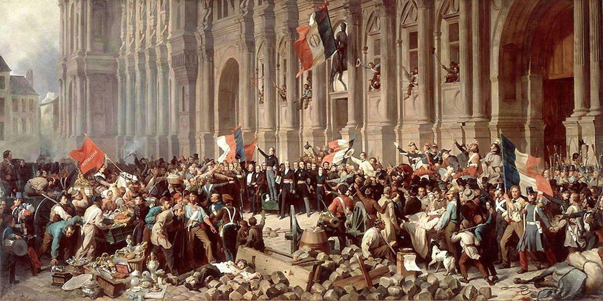 25 Şubat 1848, Henri Félix Emmanuel Philippoteaux